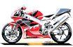 Fahrwerksbauteile für Honda VTR 1000 SP 1/2 (RC51) 00-06