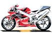 Motorperipherie-Bauteile für Honda VTR 1000 SP 1/2 (RC51) 00-06