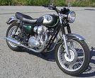 Motorperipherie-Tuningteile für Kawasaki W 800