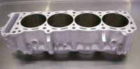 Viertakt Vierzylinderblock neu beschichten