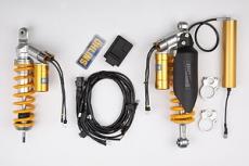 Elektronisches Öhlins Fahrwerk BM670 für BMW 1200 GS 10-12