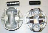 Schmiedekolben mit dem D=82 mm für die VFR 1200 F/DCT 10-15