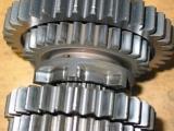Serien-Getriebezahnräder vom Motorrad 6-Gang Getrieben beiderseitig hinterschleifen