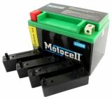 Motocell ION Li-Ion Batterie TI-TZ14S (entspricht: YTZ14-S) für Honda Crosstourer 1200 inkl. DCT (VFR 1200 X)