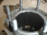 Schweißen, Ausspindeln, Kopffläche planen - Zweitaktzylinder