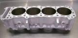 Viertakt-Vierzylinderblock neu beschichten